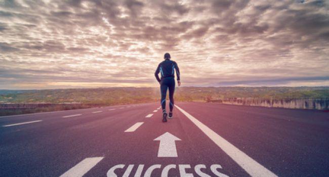 La route du succès